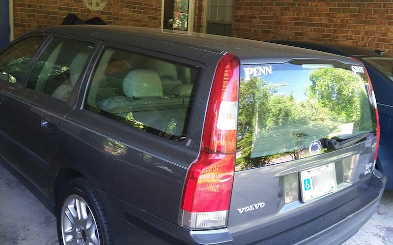 My V70 - back view.jpg